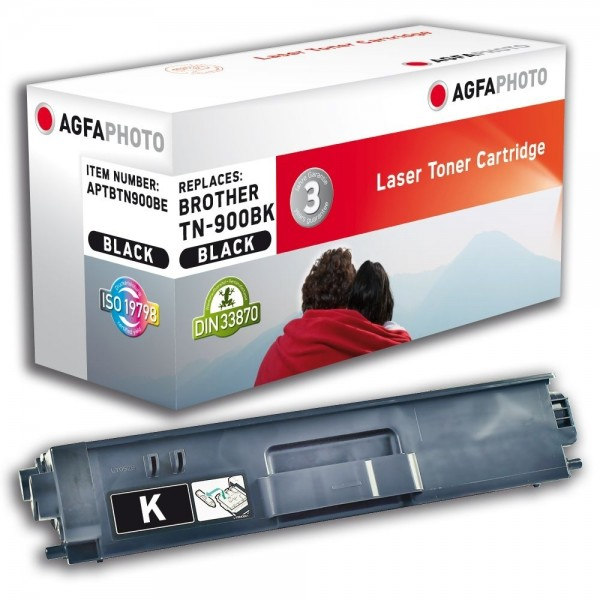 AGFA Photo Toner schwarz TN-900BE für Brother HL-L9200