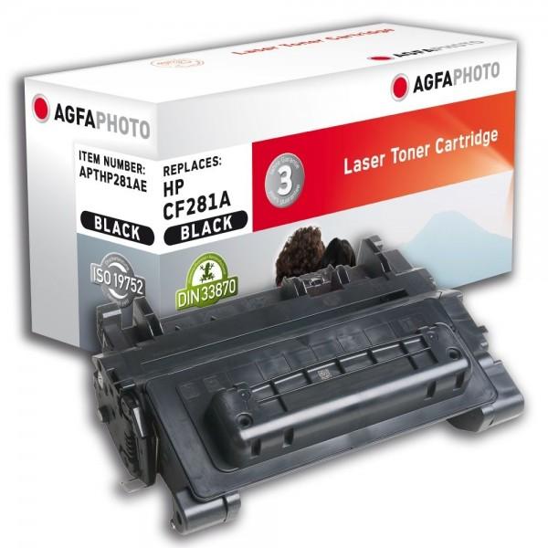 AGFA Photo Toner schwarz HP281AE für HP LaserJet Enterprise M604 DN