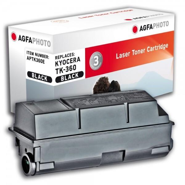 AGFA Photo Toner schwarz TK-360E für Kyocera FS-4020