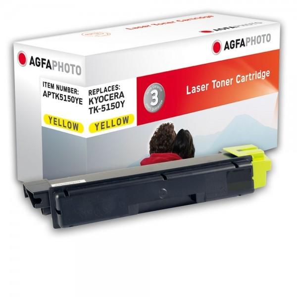 AGFA Photo Toner gelb TK-5150YE für Kyocera Ecosys M6035 M6535