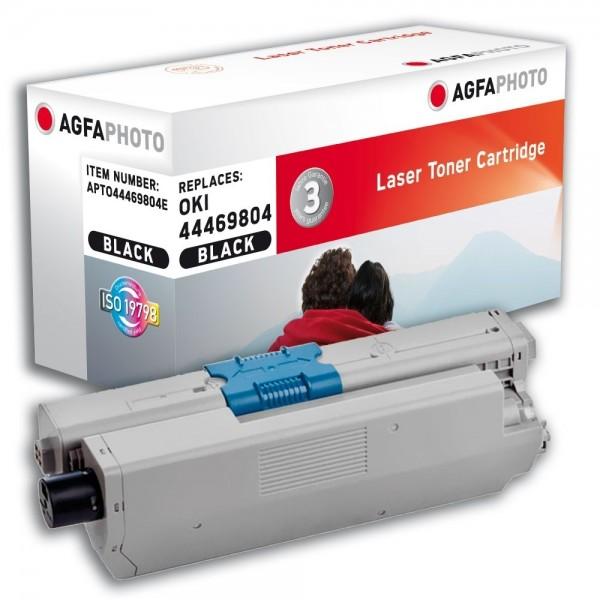 AGFA Photo Toner schwarz 44469804E für OKI C510 C511