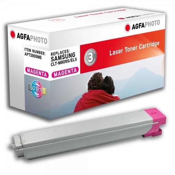 AGFA Photo Toner magenta 809ME für Samsung CLX-9201 CLX-9251