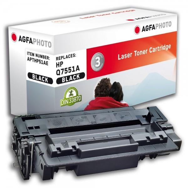 AGFA Photo Toner schwarz HP51AE für HP LaserJet M3000 LaserJet P 3004