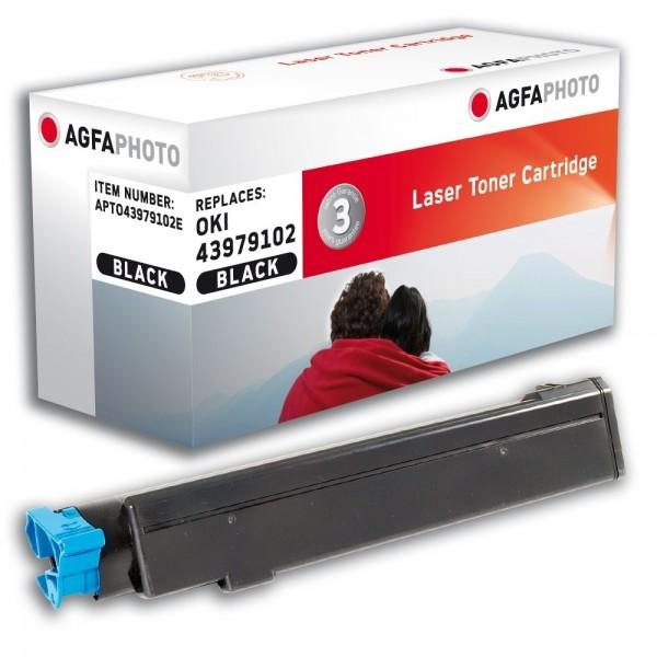 AGFA Photo Toner schwarz 43979102E für OKI B400 MB460