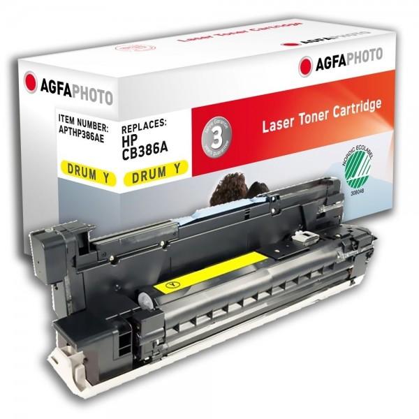 AGFA Photo Bildtrommel Gelb HP386AE HP Color LaserJet CP6015 CM6030 6040