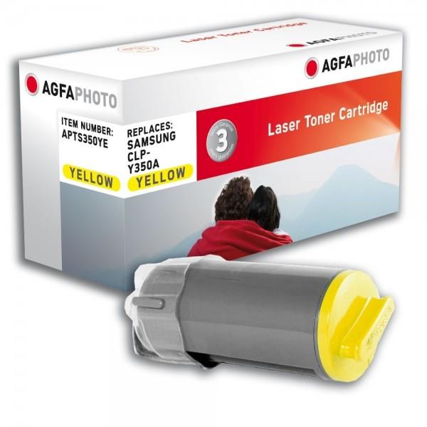 AGFA Photo Toner gelb 350YE für Samsung CLP-350