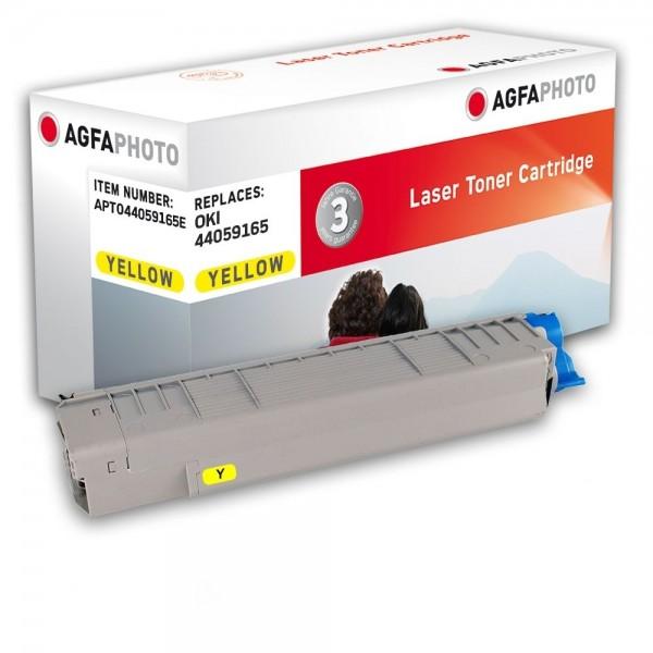 AGFA Photo Toner gelb 44059165E für OKI MC851 MC861