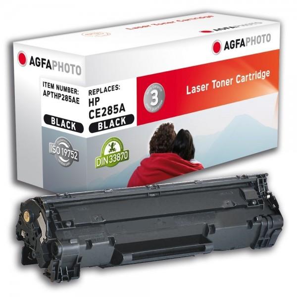 AGFA Photo Toner schwarz HP285AE für HP LaserJet M1130 MFP Series