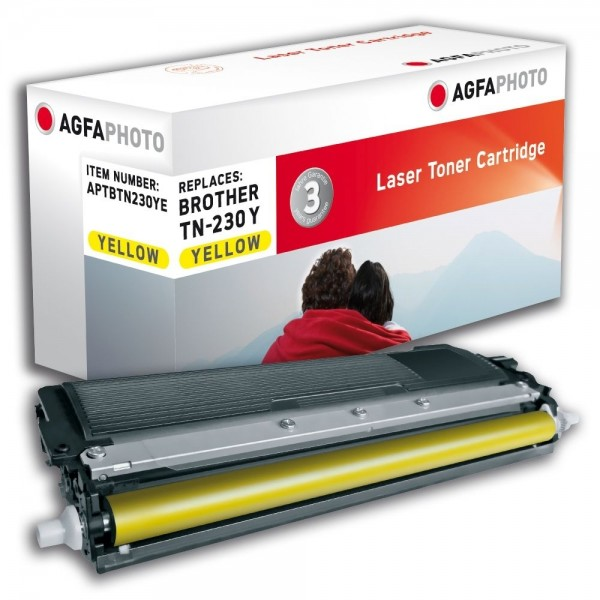 AGFA Photo Toner gelb TN-230YE für Brother DCP-9010