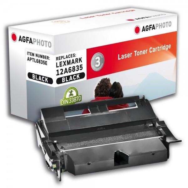 AGFA Photo Toner schwarz 6835E für Lexmark T520 T522