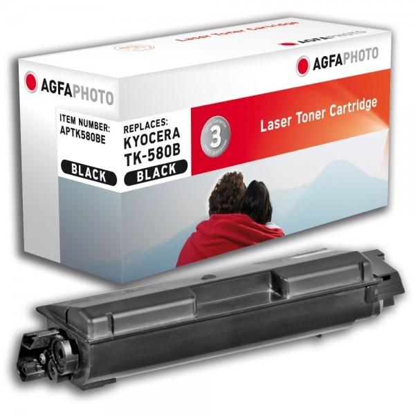 AGFA Photo Toner schwarz TK-580BE für Kyocera FS-C5150
