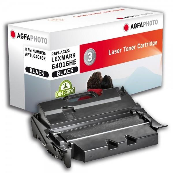 AGFA Photo Toner schwarz 64016E für Lexmark T640 T642 T644