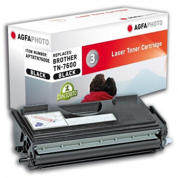 AGFA Photo Toner schwarz TN-7600E für Brother HL-1650 HL-1670