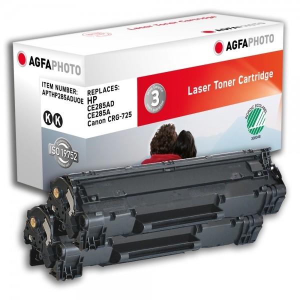 AGFA Photo Toner schwarz HP285ADUOE für HP LaserJet M1130 MFP Series