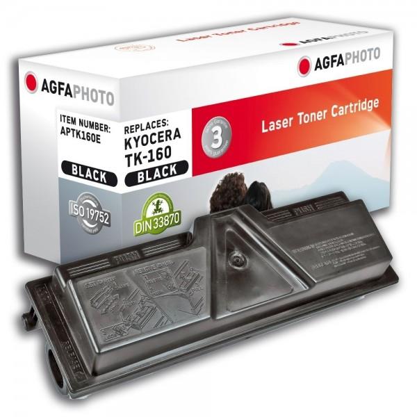 AGFA Photo Toner schwarz TK-160E für Kyocera FS-1120 ECOSYS P2035