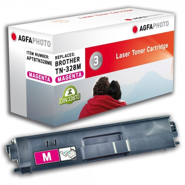 AGFA Photo Toner magenta TN-328ME Brother HL-4570