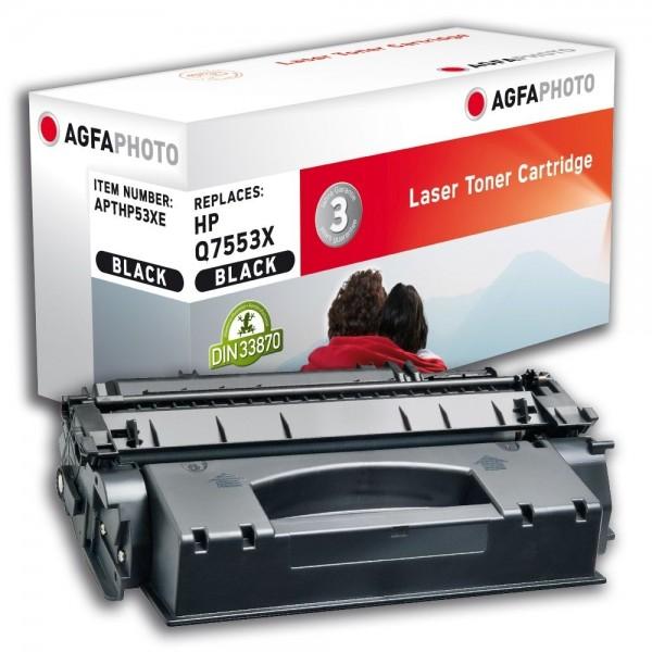 AGFA Photo Toner schwarz HP53XE für HP LaserJet M2700 Series