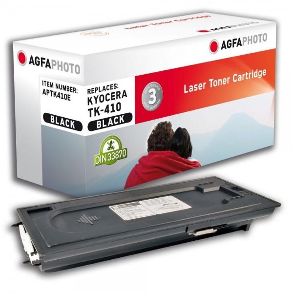 AGFA Photo Toner schwarz TK-410E für Kyocera KM-1600 KM-2020 2050