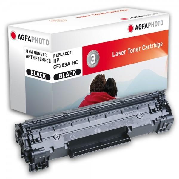 AGFA Photo Toner schwarz HP283HCE für HP LaserJet PRO MFP M120 Series