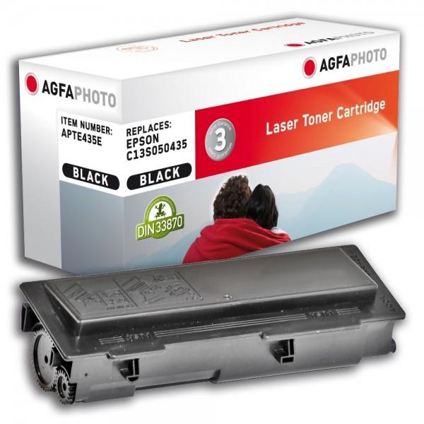 AGFA Photo Toner schwarz 435E für Epson Aculaser M2000dn C13S050435