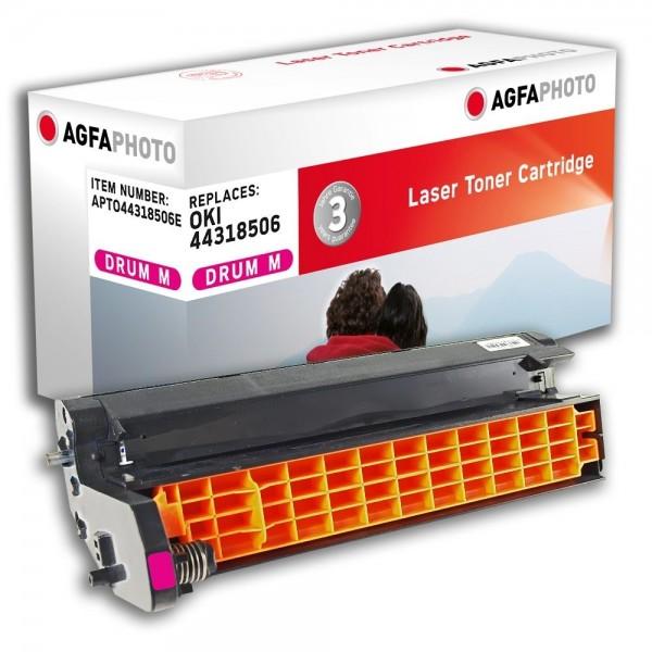AGFA Photo Bildtrommel magenta 44318506E für OKI C711