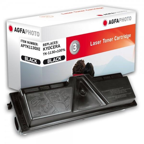 AGFA Photo Toner schwarz TK-1130XE für Kyocera FS-1030 1130 mfp