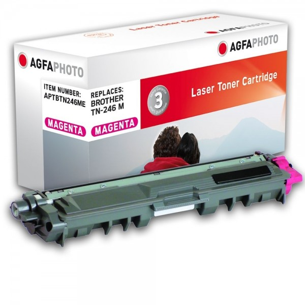AGFA Photo Toner magenta TN-246ME für Brother DCP-9017