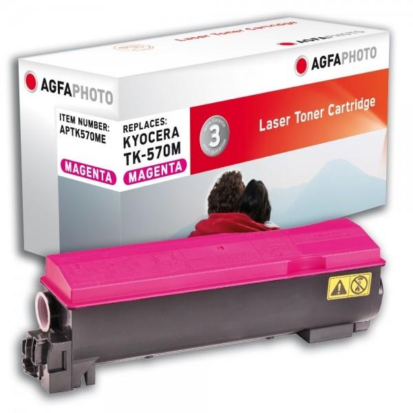 AGFA Photo Toner magenta TK-570ME für Kyocera FS-C5400DN