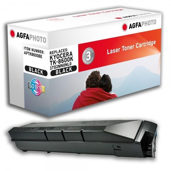 AGFA Photo Toner schwarz TK-8600BE für Kyocera FS-C8600 FS-C8650