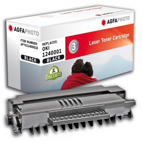 AGFA Photo Toner schwarz 1240001E für Oki MB260 MB280 MB290