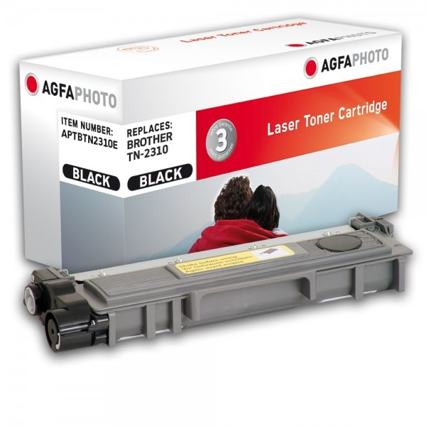 AGFA Photo Toner schwarz TN-2310E für Brother HL-L2300