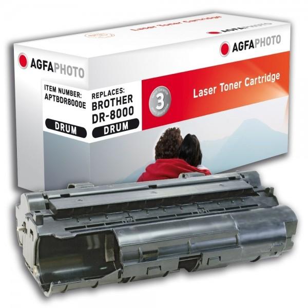 AGFA Photo Bildtrommel schwarz DR-8000E Brother Fax 8070 MFC-9030