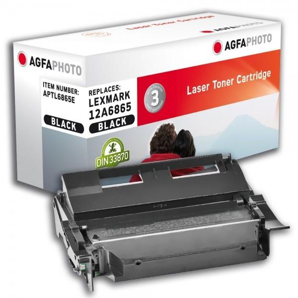 AGFA Photo Toner schwarz 6865E für Lexmark T620 622