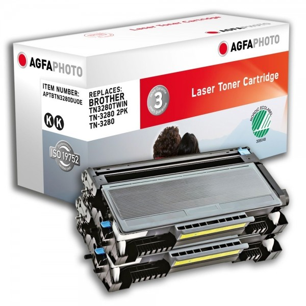 AGFA Photo Toner schwarz TN-3280 Brother HL-5340