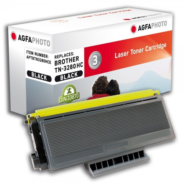 AGFA Photo Toner schwarz TN-3280HCE Brother HL-5340