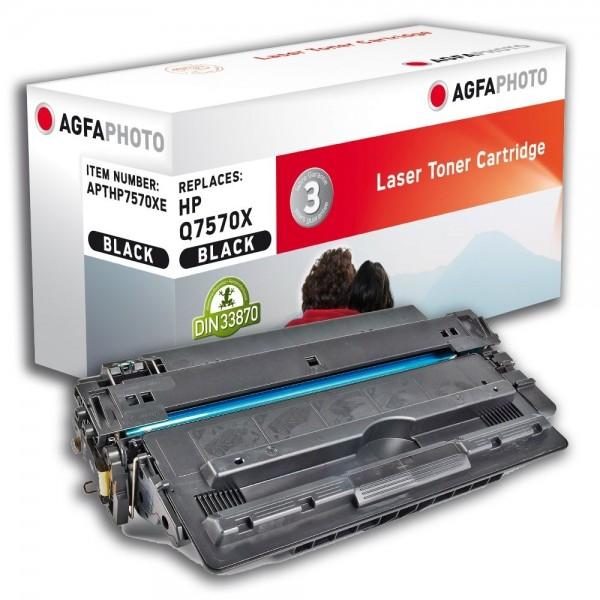 AGFA Photo Toner schwarz HP7570XE für HP LaserJet M5000 Series