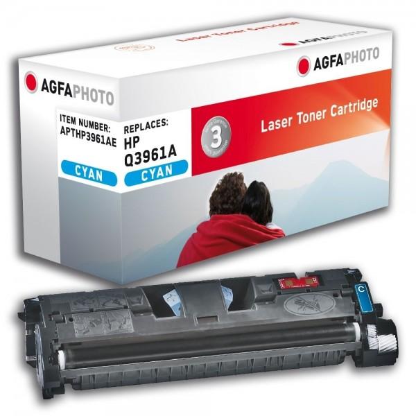 AGFA Photo Toner Cyan HP3961AE HP Color LaserJet 2550 2820 2840