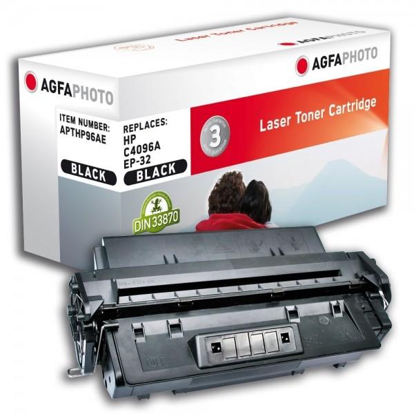 AGFA Photo Toner schwarz HP96AE für HP LaserJet 2100 Series