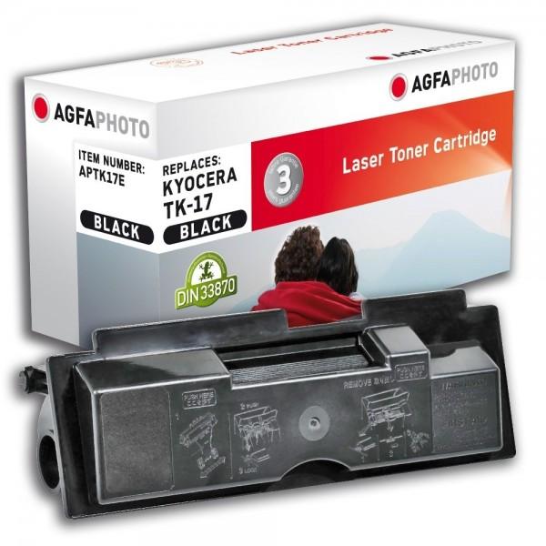 AGFA Photo Toner schwarz TK-17E für Kyocera FS-1000 FS-1010