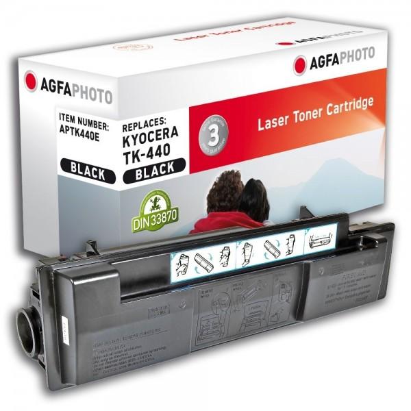 AGFA Photo Toner schwarz TK-440E für Kyocera FS-6950