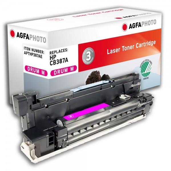 AGFA Photo Bildtrommel Magenta HP387AE HP Color LaserJet CP6015 CM6030 6040