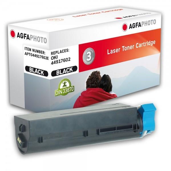 AGFA Photo Toner schwarz 44917602E für OKI B431 MB491