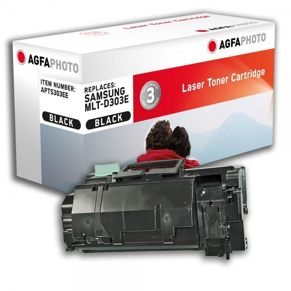 AGFA Photo Toner schwarz 303EE für Samsung ProXpress M-4580 FX
