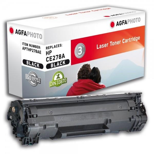 AGFA Photo Toner schwarz HP278AE für HP LaserJet P1566