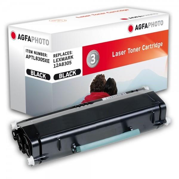 AGFA Photo Toner schwarz 8305XE für Lexmark E230 E232